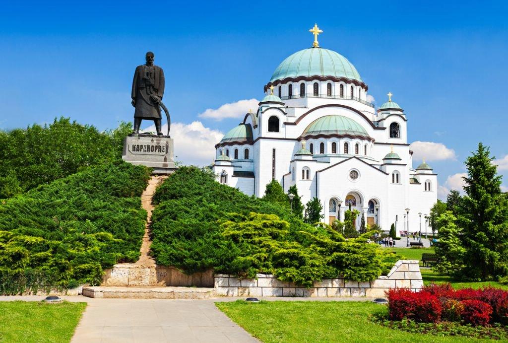 Удивительная Сербия