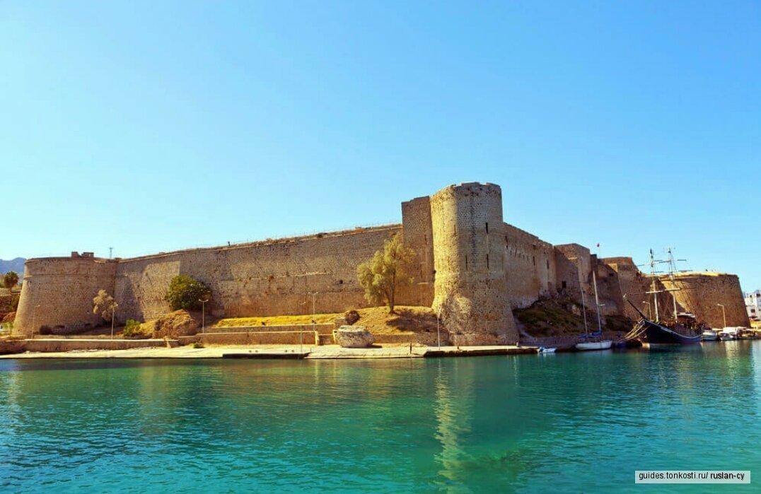 Тайна кипрских замков. Северный Кипр — Кирения
