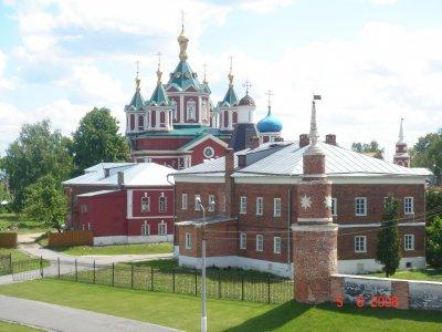Знакомство с Коломенским кремлём