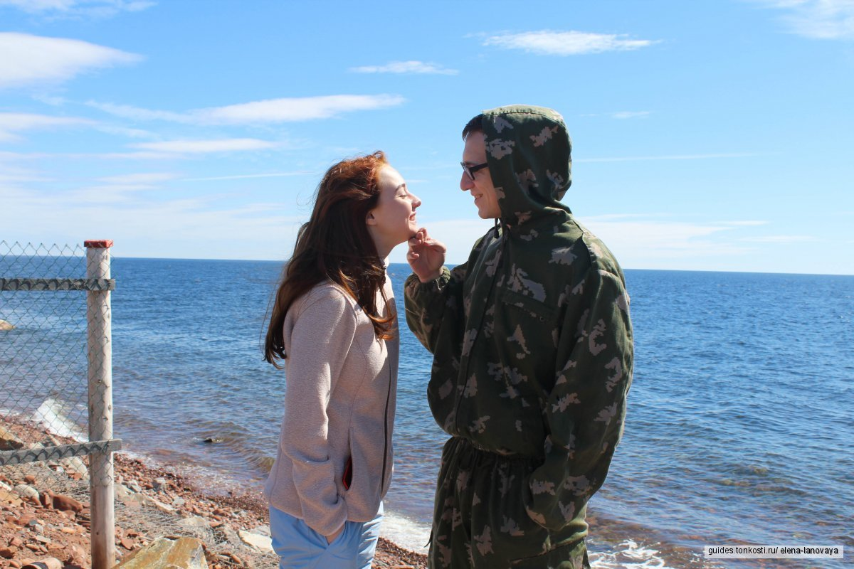 Терский берег. Белое море
