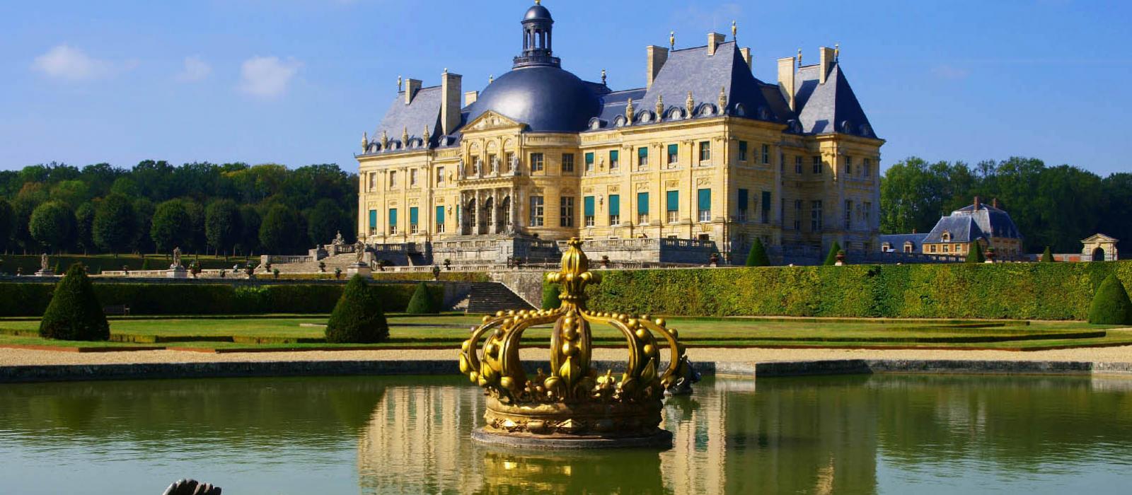 Замок Во-ле-Виконт