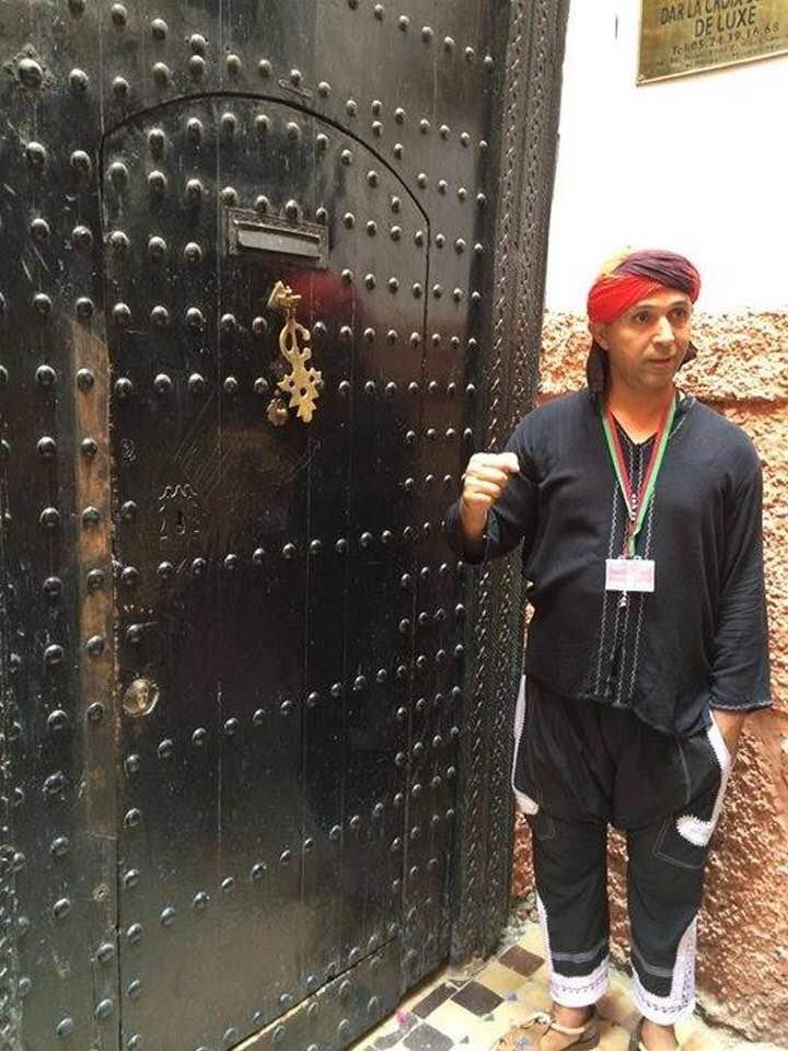 Экскурсия по Касабланке