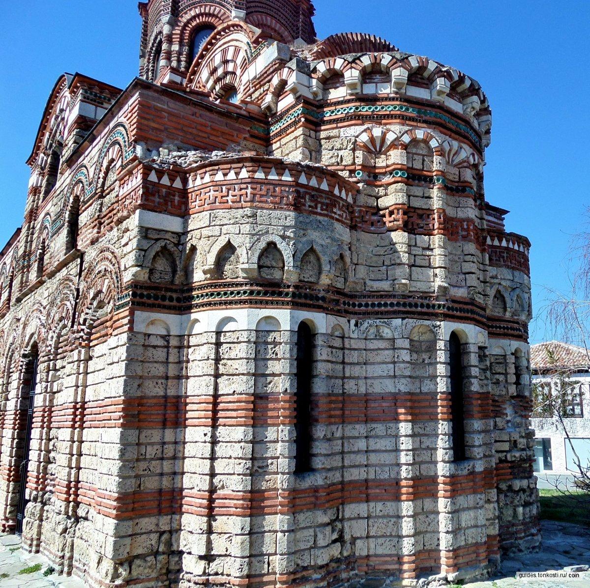 Золотое Кольцо Болгарии