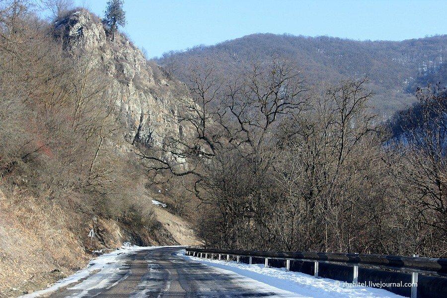 Цахкадзор — озеро Севан — Дилижан