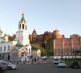 Купцы и рестораны улицы Рождественской (1,5 ч.)