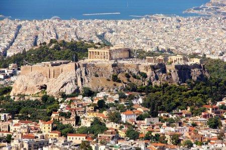 Афины — символ Древней Греции