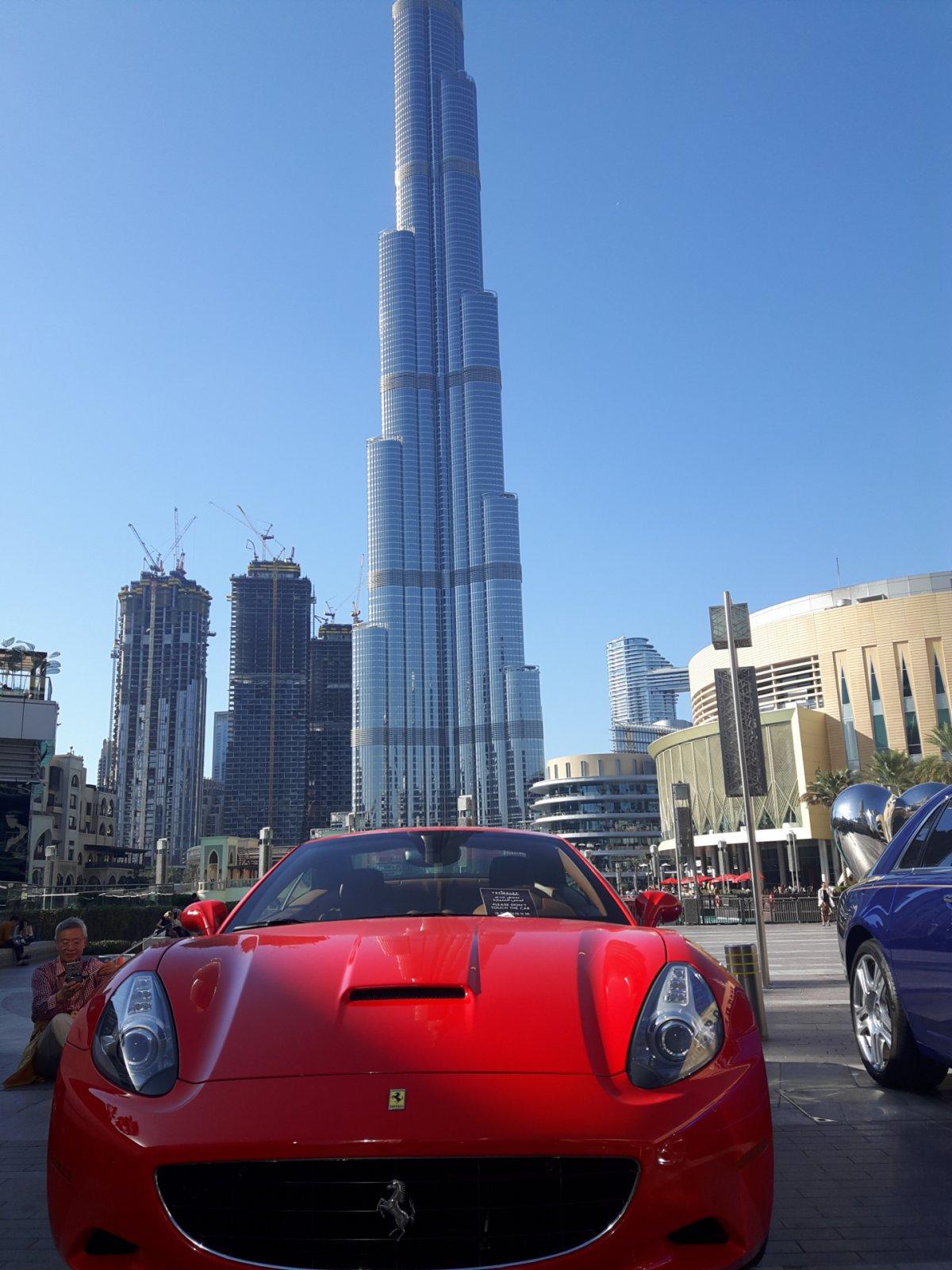 По Дубаю с любовью