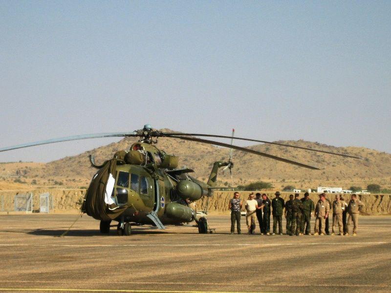 К 80-летию Сызранского высшего военного авиационного училища лётчиков «Первым делом вертолёты»