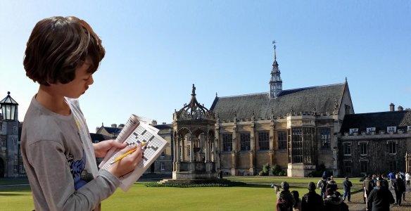 Экскурсия для детей: Почемучка в Кембридже