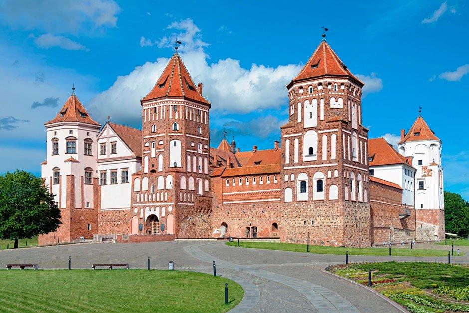 Путешествие в белорусские замки. Мир и Несвиж