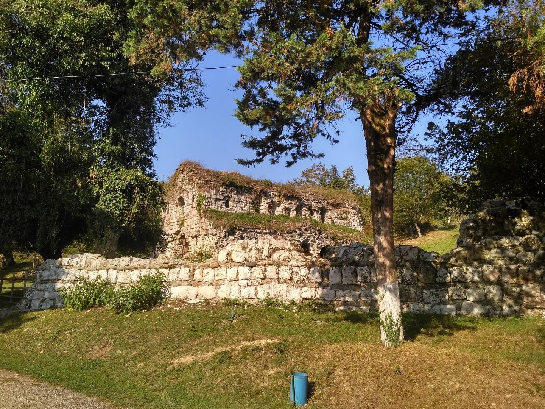 Западная часть Абхазии