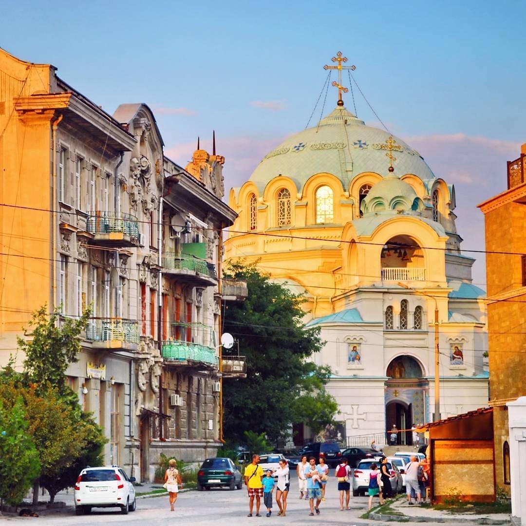 Евпатория — «Малый Иерусалим»
