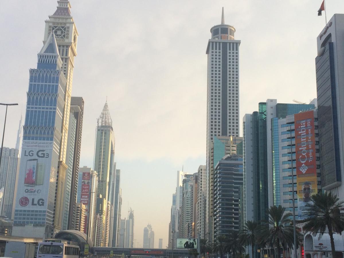 Дубай — новый взгляд