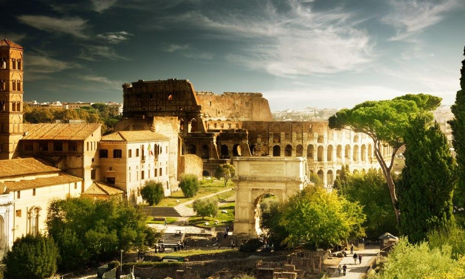 Классическая пешеходная обзорная экскурсия по Риму