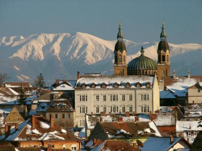 Трио городов Трансильвании