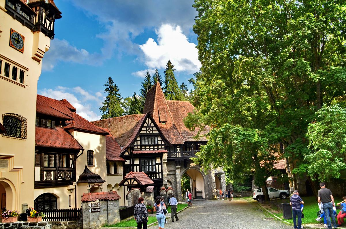 Румыния из Болгарии