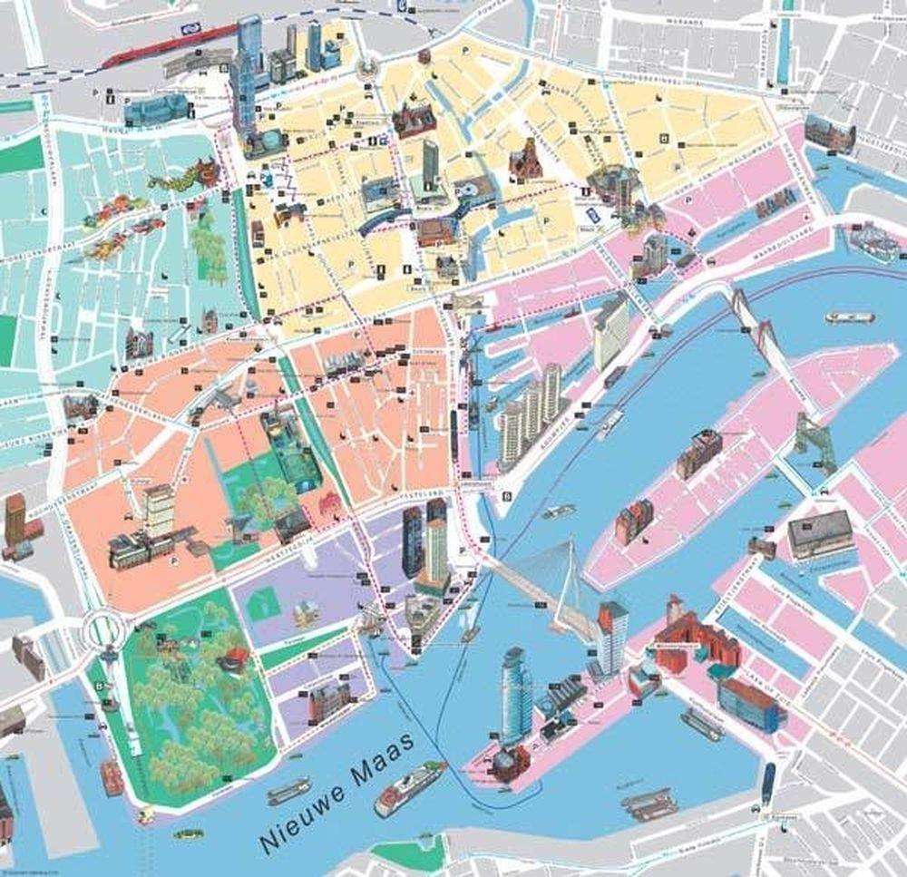 Возрожденный Роттердам
