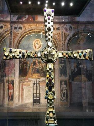 Монастырь Санта-Джулия и музей истории города Брешия