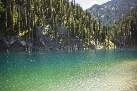 Озеро Каинды и Чарынский каньон в один день