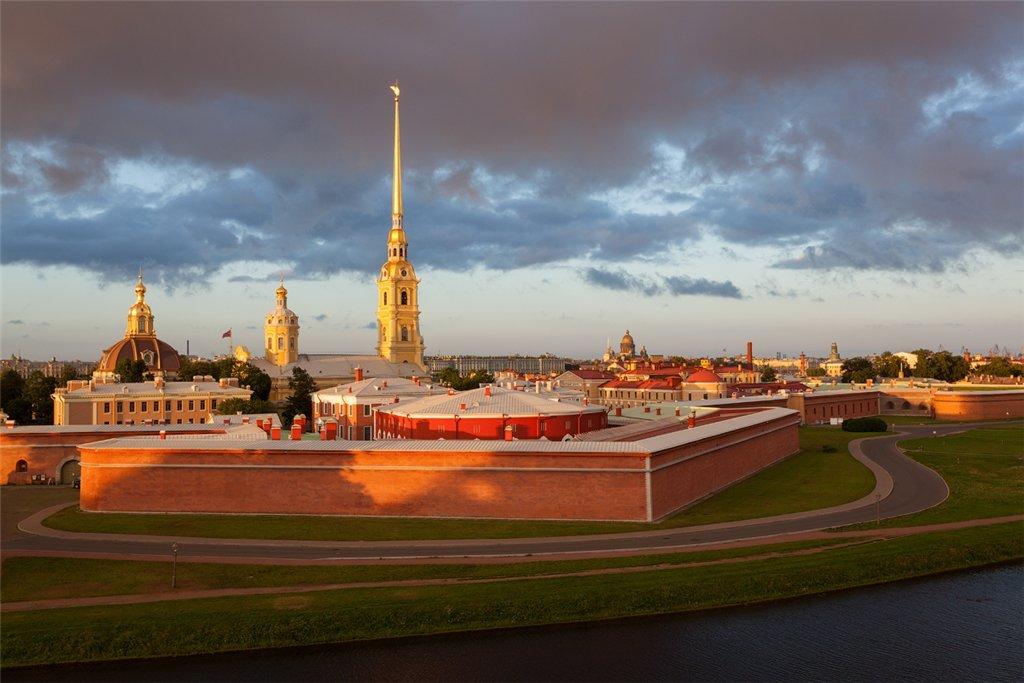 Здесь будет город заложен! Экскурсия по Петропавловской крепости