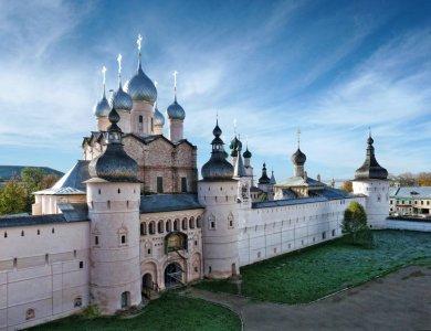 Ростов Великий и его окрестности