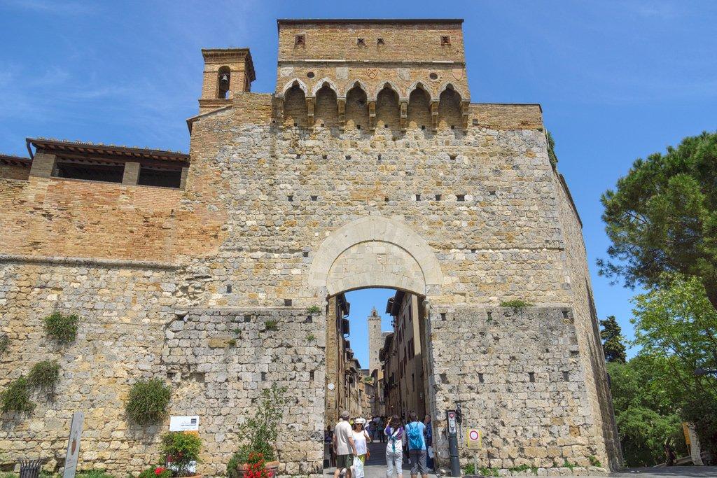 Сиена и Сан-Джиминьяно — путешествие в Средневековье