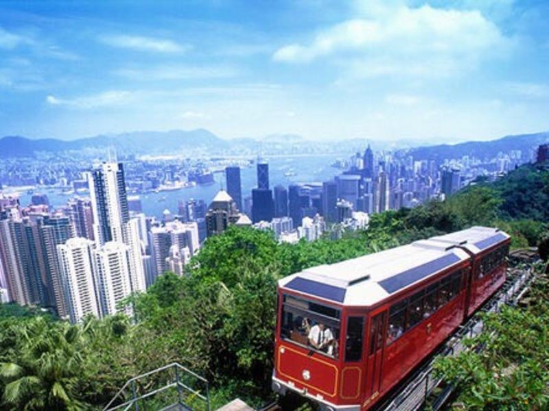 Автомобильная  обзорная экскурсия по Гонконгу