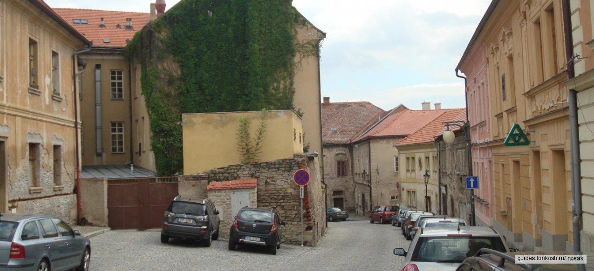 Кутна-Гора и замок Чески-Штернберк