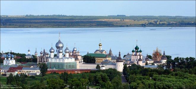 Ростов Великий и Ярославль за один день