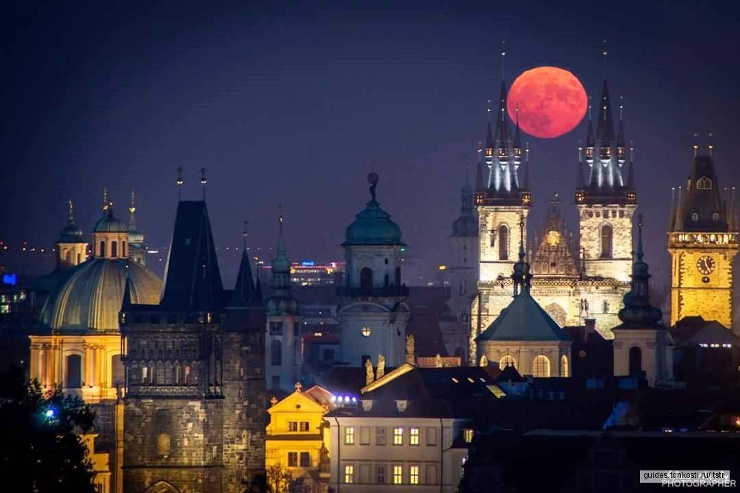 Рождество в Праге (возможно и вечером)