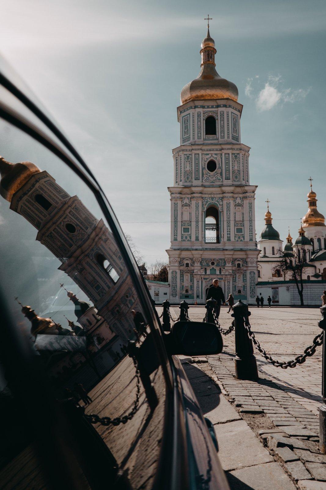 Весь Киев за один день