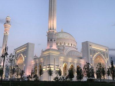 Уникальные мечети Чечни