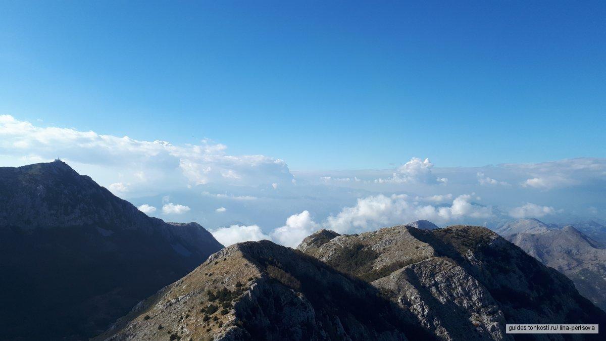 Прогулка над облаками или Ловчен