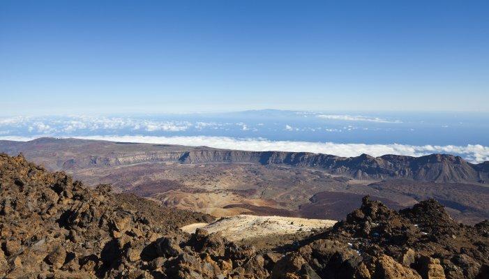 Вулкан Тейде + национальный заповедник + эвкалиптовые леса