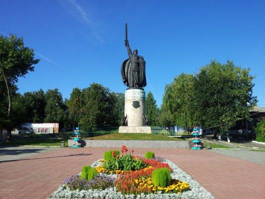 В Муром-градъ из Нижнего Новгорода