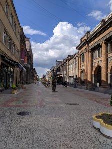 История, рассказанная улицами Гюмри