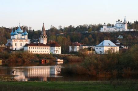 Град Святой Богородицы