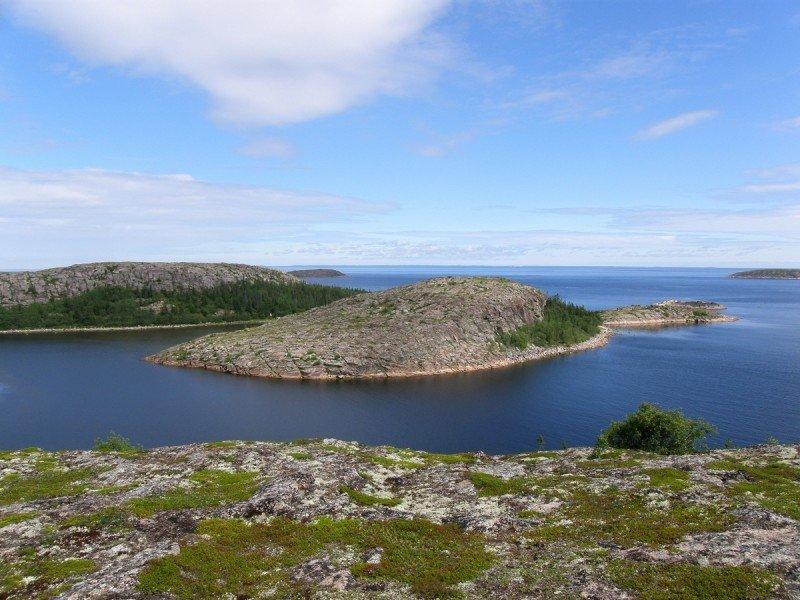 2 дня в Карелии: водопад Кивач и Соловецкие острова