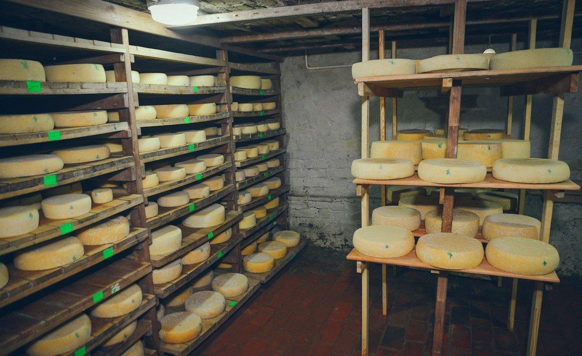 «Город сыра и мира» с посещением сыроварни Deutsches Haus