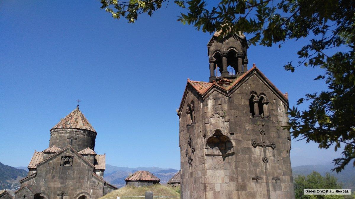 Экскурсия к монастырям Ахпат и Санаин