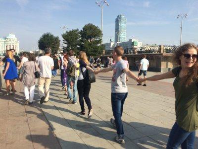 Город древний, город славный. Обзорная экскурсия по Екатеринбургу