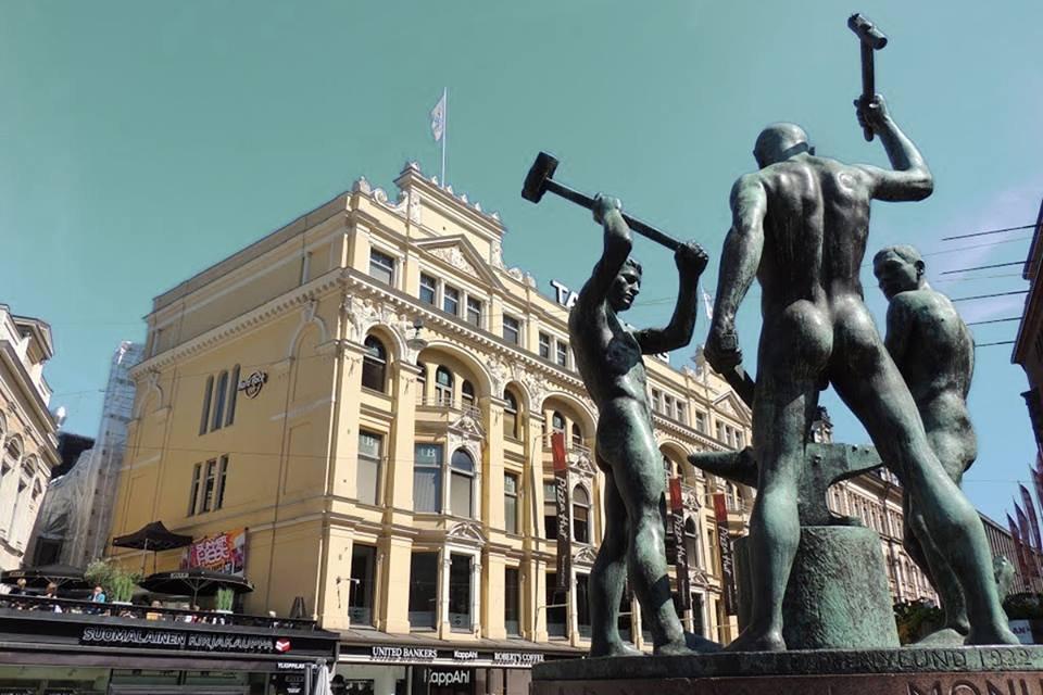 «Хельсинки ежедневно в 15:15»