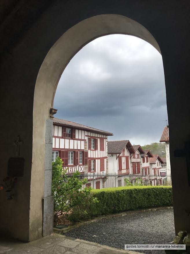 Средневековое очарование Байонны и Ла Бастид Клеранс