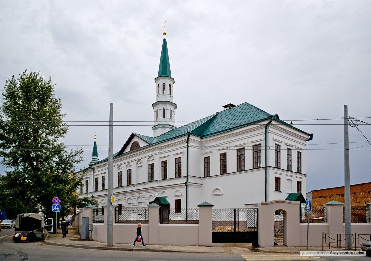 Мусульманская Казань — экскурсия по мечетям