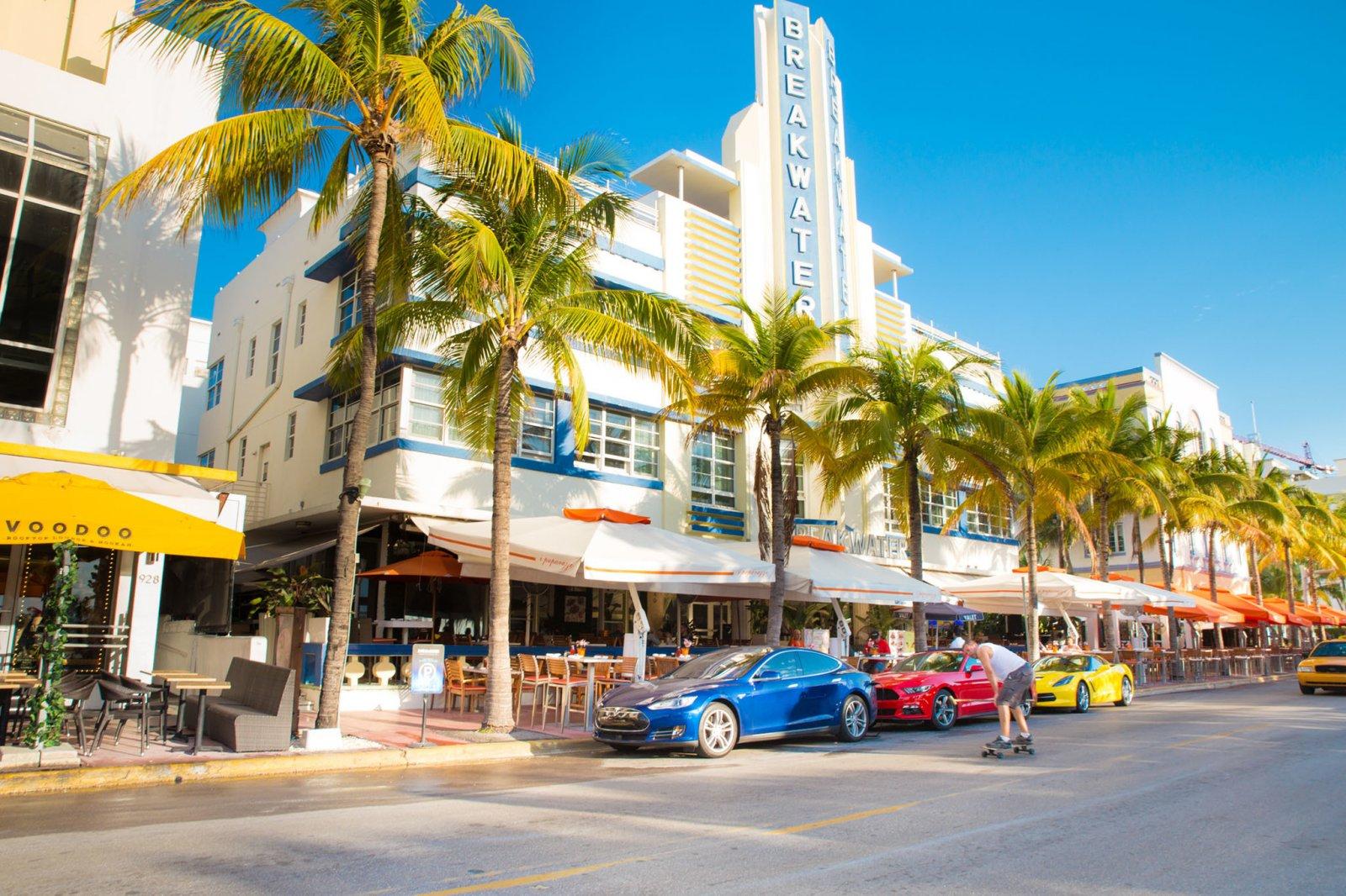Обзорная экскурсия по Майами с круизом к островам знаменитостей