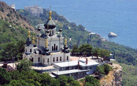 «Воображенья край священный»: от Ялты до Байдар