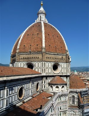 Первое знакомство с красавицей Флоренцией