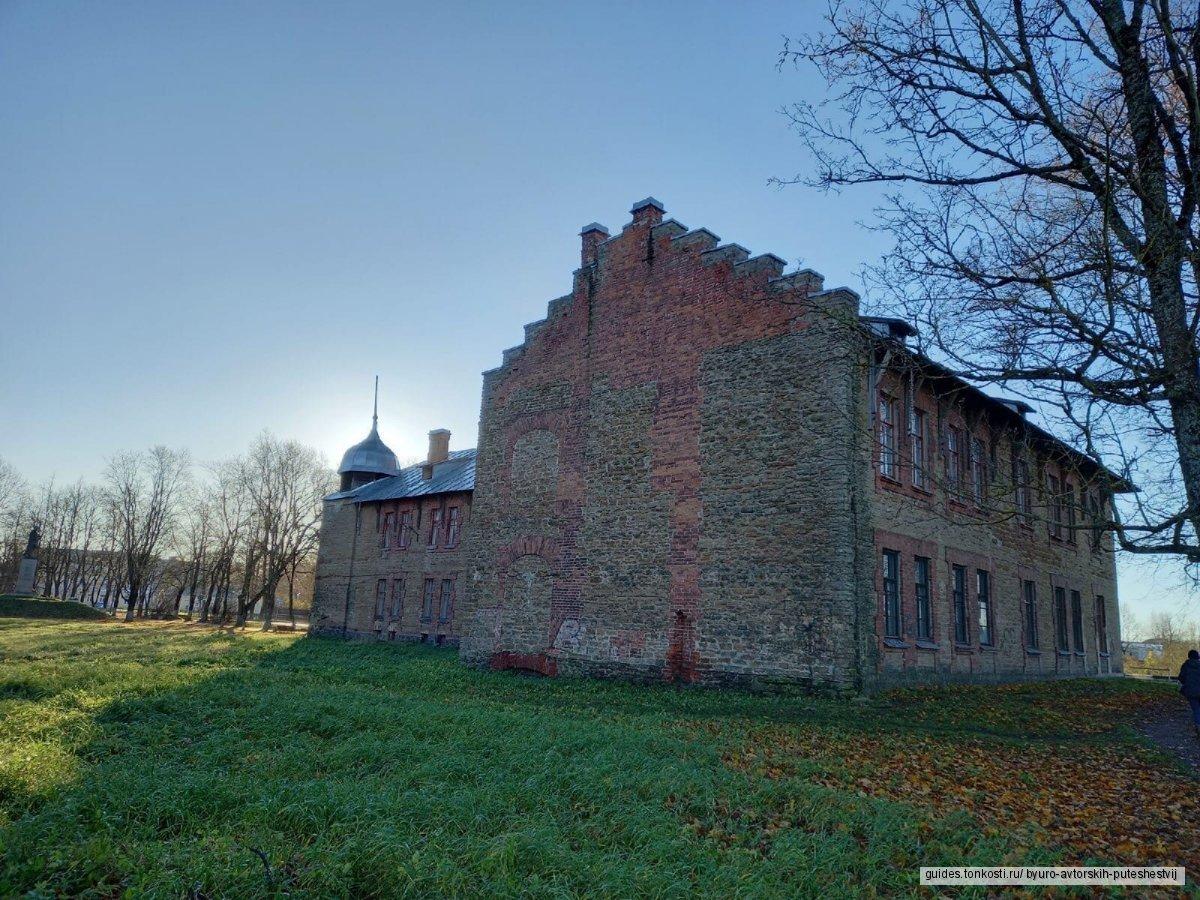 Ивангородская крепость, маяк, Копорье