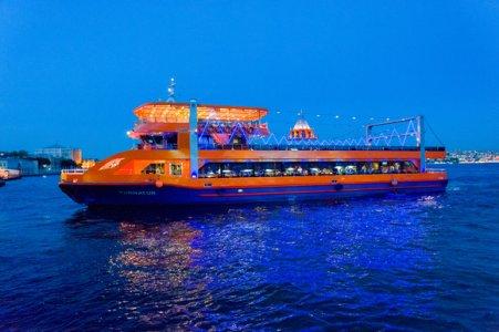Экскурсия по Босфору: Турецкая ночь «на Босфоре»