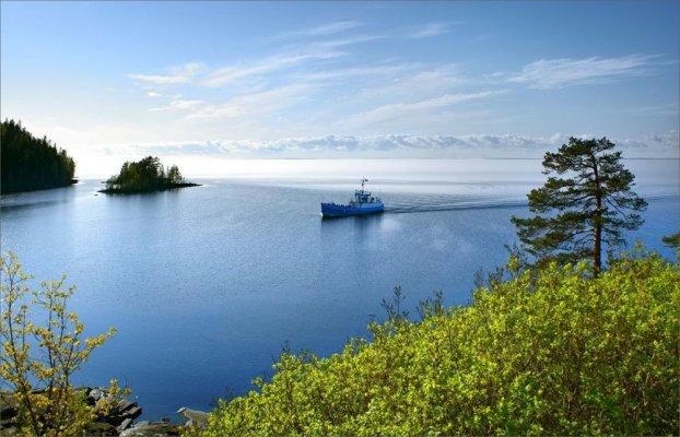 2 дня в Карелии: Петрозаводск — водопад Кивач — вулкан Гирвас — Рускеала — остров Валаам